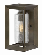 Hinkley 29300WB Rhodes Modern Warm Bronze Exterior Wall Mounted Lamp