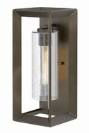 Hinkley 29302WB Rhodes Contemporary Warm Bronze Outdoor Wall Light Sconce
