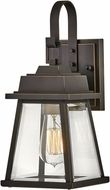 Hinkley 2940OZ Bainbridge Traditional Oil Rubbed Bronze Exterior Wall Sconce Light