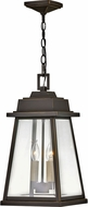 Hinkley 2942OZ Bainbridge Traditional Oil Rubbed Bronze Mini Foyer Lighting Fixture