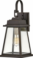 Hinkley 2944OZ Bainbridge Traditional Oil Rubbed Bronze Exterior Wall Sconce