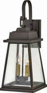 Hinkley 2945OZ Bainbridge Traditional Oil Rubbed Bronze Outdoor Wall Lamp