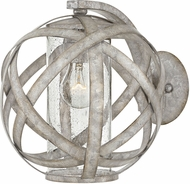 Hinkley 29700WZ Carson Contemporary Weathered Zinc Outdoor Wall Sconce