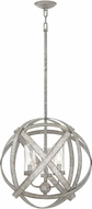 Hinkley 29703WZ Carson Modern Weathered Zinc Exterior Hanging Light