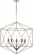 Hinkley 3025GG Astrid Modern Glacial / Metallic Matte Bronze Hanging Pendant Lighting