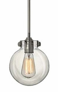 Hinkley 3128 Congress 7 Inch Diameter Blown Glass Mini Pendant Lighting