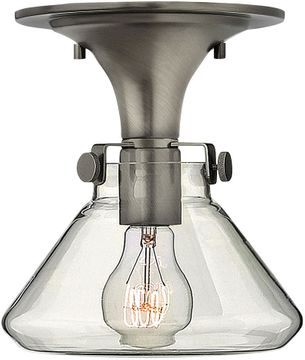 Hinkley 3146AN Congress Contemporary Antique Nickel 8 Ceiling Lighting