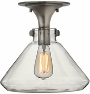 Hinkley 3147AN Congress Modern Antique Nickel 12.25  Ceiling Lighting Fixture