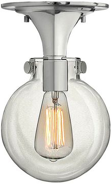 Hinkley 3149CM Congress Contemporary Chrome Overhead Lighting