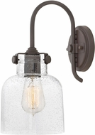 Hinkley 31700OZ Congress Contemporary Oil Rubbed Bronze Lighting Wall Sconce