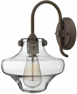 Hinkley 3171OZ Congress Contemporary Oil Rubbed Bronze Sconce Lighting