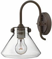 Hinkley 3176OZ Congress Contemporary Oil Rubbed Bronze Lighting Wall Sconce