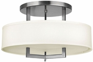 Hinkley 3201AN-LED Hampton Antique Nickel LED 20  Ceiling Lighting Fixture