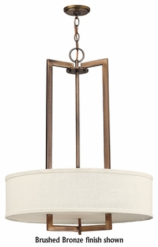 Hinkley 3204 Hampton Contemporary Pendant Light