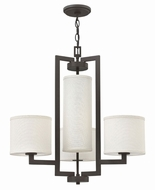 Hinkley 3209KZ Hampton Buckeye Bronze Chandelier Lamp