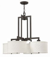 Hinkley 3214KZ Hampton Buckeye Bronze Chandelier Light