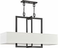 Hinkley 3218KZ Hampton Contemporary Buckeye Bronze Kitchen Island Lighting