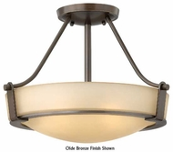 Hinkley 3220 Hathaway Small Contemporary Ceiling Light