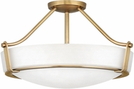 Hinkley 3221HB-LED Hathaway Heritage Brass LED 21  Ceiling Light Fixture