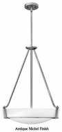 Hinkley 3222 Hathaway Small Contemporary Pendant Light