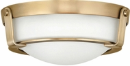 Hinkley 3223HB Hathaway Heritage Brass 13  Ceiling Lighting Fixture