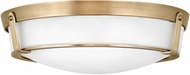 Hinkley 3226HB Hathaway Heritage Brass 21  Overhead Lighting