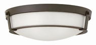 Hinkley 3226OB-WH Hathaway Olde Bronze Home Ceiling Lighting