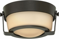 Hinkley 3228OB-QF Hathaway Olde Bronze LED Ceiling Lighting Fixture