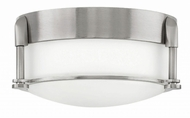 Hinkley 3230BN Colbin Modern Brushed Nickel LED Ceiling Lighting