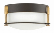 Hinkley 3230OZ Colbin Contemporary Oil Rubbed Bronze LED Ceiling Lighting Fixture