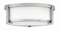 Hinkley 3241AN Lowell Modern Antique Nickel 13  Ceiling Light Fixture