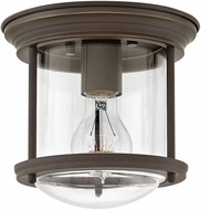 Hinkley 3300OZ-CL Hadley Modern Oil Rubbed Bronze Home Ceiling Lighting