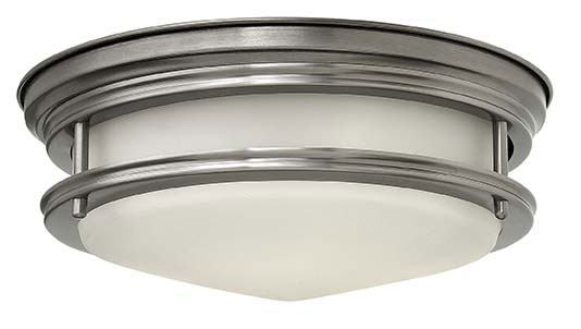 Hinkley 3302 Hadley Small 12 Inch Diameter Transitional Ceiling ...