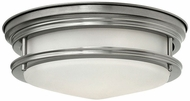 Hinkley 3302AN-LED Hadley Antique Nickel LED Ceiling Lighting Fixture