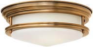 Hinkley 3302BR Hadley Brushed Bronze Ceiling Light Fixture