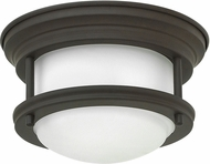 Hinkley 3308OZ-QF Hadley Oil Rubbed Bronze LED Overhead Light Fixture