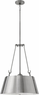 Hinkley 3395PL Cartwright Polished Antique Nickel 19.5  Pendant Light Fixture