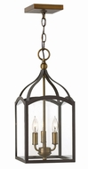Hinkley 3413BZ Clarendon Bronze Foyer Lighting