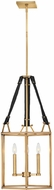 Hinkley 34204HBR Monroe Contemporary Heritage Brass Foyer Lighting
