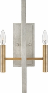 Hinkley 3460CG Euclid Contemporary Cement Gray Wall Light Sconce