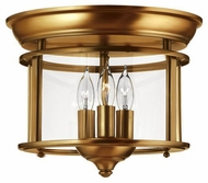 Hinkley 3473HR Gentry Heirloom Brass Ceiling Lighting