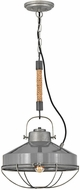 Hinkley 34907RP Brooklyn Modern Rustic Pewter Hanging Pendant Lighting