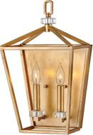 Hinkley 3532DA Stinson Distressed Brass Wall Lighting