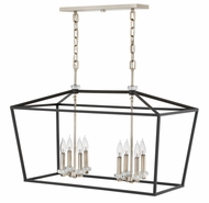 Hinkley 3534BK Stinson Black Kitchen Island Light Fixture