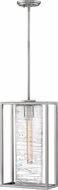 Hinkley 3545BN Pax Contemporary Brushed Nickel 11  Mini Drop Lighting Fixture