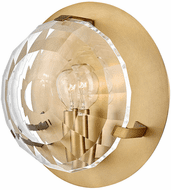 Hinkley 35690HB Leo Modern Heritage Brass LED Wall Sconce
