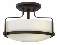 Hinkley 3641OZ Harper Transitional Oil Rubbed Bronze Ceiling Lighting Fixture