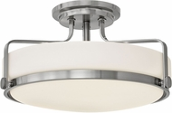 Hinkley 3643BN Harper Brushed Nickel Overhead Lighting