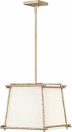 Hinkley 3677CPG Tress Contemporary Champagne Gold 14  Hanging Light