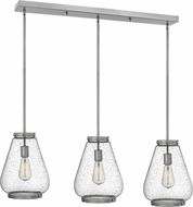 Hinkley 3685BN Finley Modern Brushed Nickel Multi Hanging Light Fixture